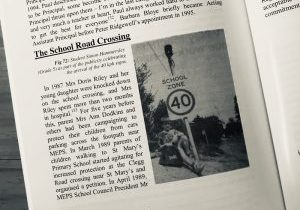 MtEvelyn - First 40 School zone in VIC article