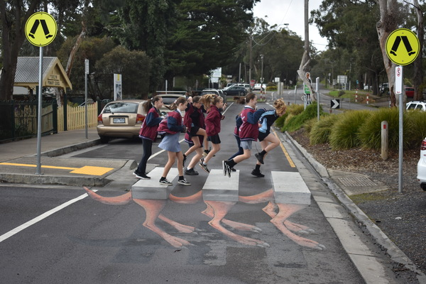 MtEvelyn 3D crossing - Picture: Romy Stephens